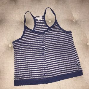 Cute crop tank from Urban Outfitters